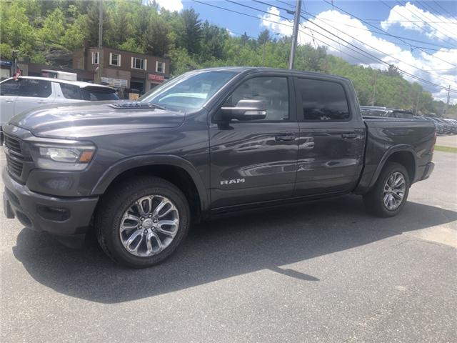 2019 RAM 1500 27H Laramie (Stk: DF1623) in Sudbury - Image 4 of 27