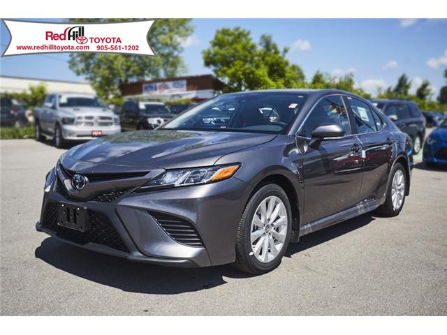 2019 Toyota Camry SE (Stk: 19670) in Hamilton - Image 1 of 15