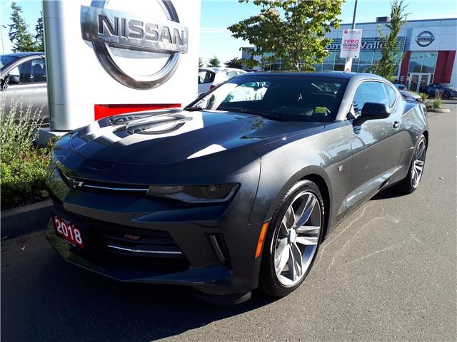 2018 Chevrolet Camaro 1LT (Stk: P0095) in Courtenay - Image 1 of 9