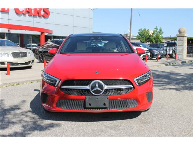 2019 Mercedes-Benz A-Class Base (Stk: ) in Toronto - Image 2 of 26