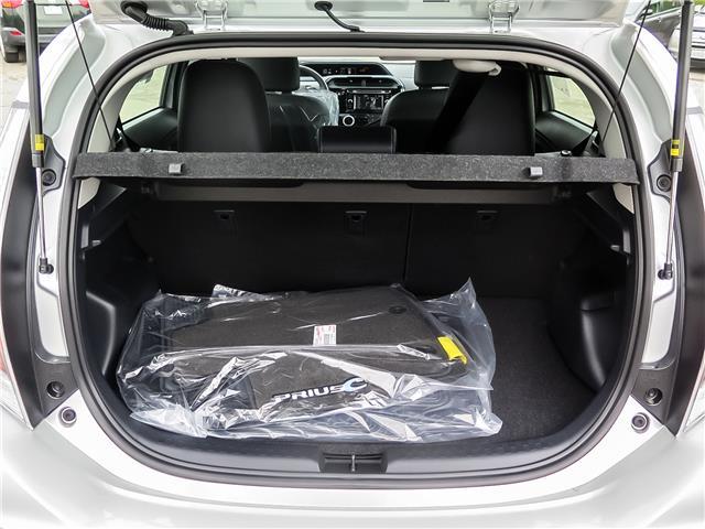 2019 Toyota Prius C Technology (Stk: 97021) in Waterloo - Image 17 of 20