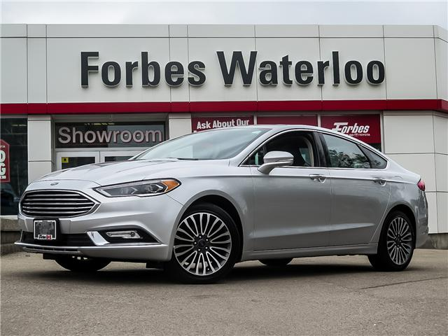 2017 Ford Fusion SE (Stk: 11583A) in Waterloo - Image 1 of 25