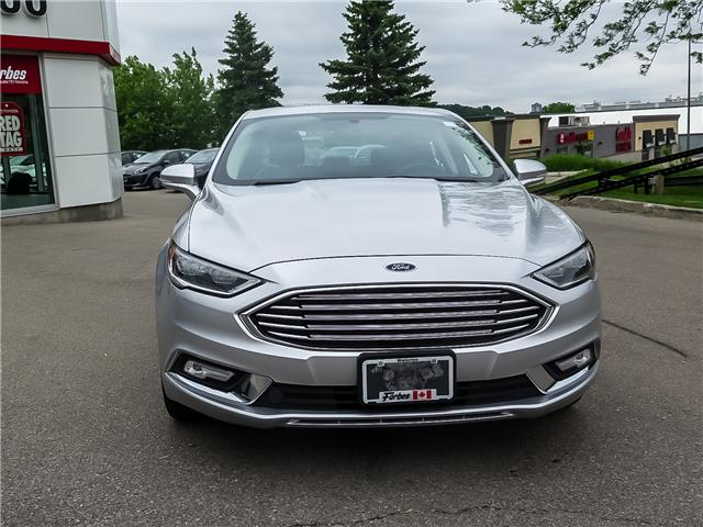 2017 Ford Fusion SE (Stk: 11583A) in Waterloo - Image 2 of 25