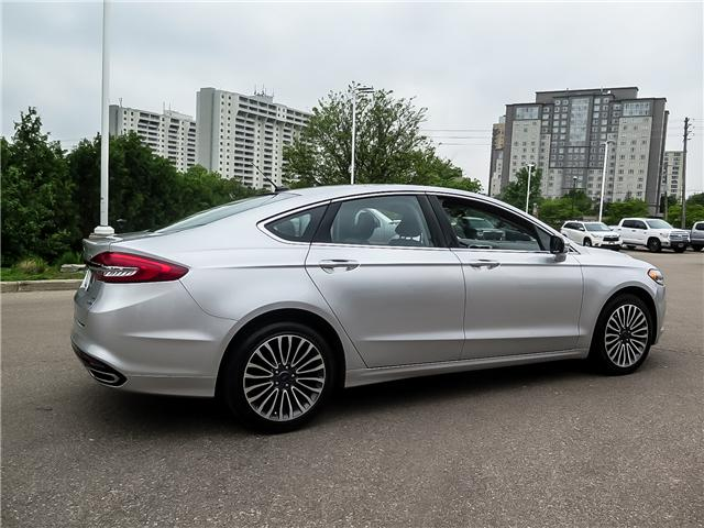 2017 Ford Fusion SE (Stk: 11583A) in Waterloo - Image 4 of 25