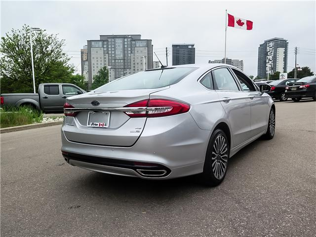 2017 Ford Fusion SE (Stk: 11583A) in Waterloo - Image 5 of 25