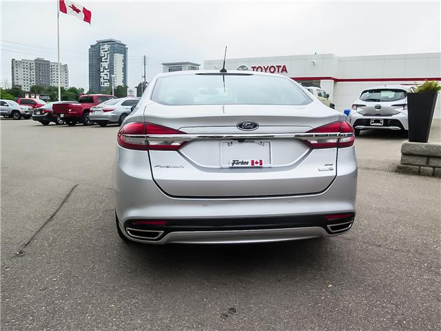 2017 Ford Fusion SE (Stk: 11583A) in Waterloo - Image 6 of 25