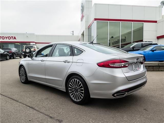 2017 Ford Fusion SE (Stk: 11583A) in Waterloo - Image 7 of 25