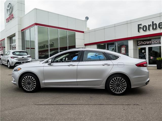 2017 Ford Fusion SE (Stk: 11583A) in Waterloo - Image 8 of 25