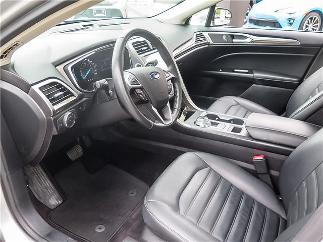 2017 Ford Fusion SE (Stk: 11583A) in Waterloo - Image 11 of 25