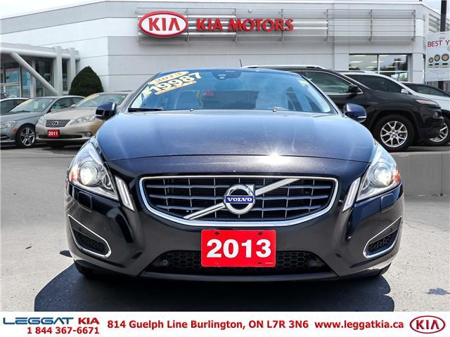 2013 Volvo S60  (Stk: W0155) in Burlington - Image 2 of 27