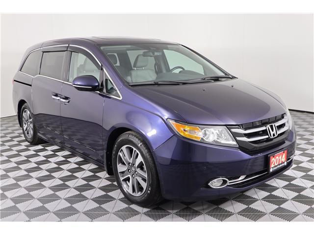 2014 Honda Odyssey Touring 5FNRL5H97EB503631 219011A in Huntsville