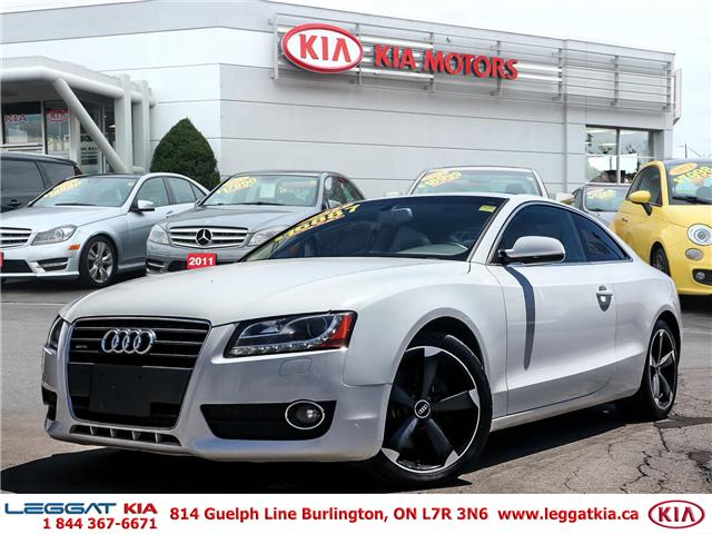 2011 Audi A5 2.0T Premium (Stk: W0158) in Burlington - Image 1 of 24