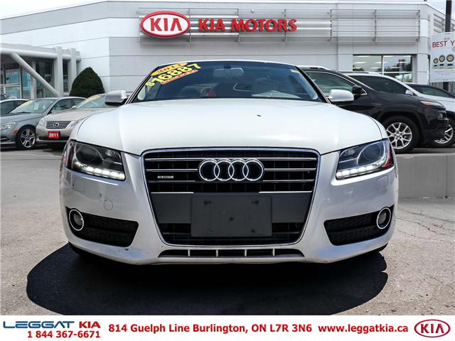 2011 Audi A5 2.0T Premium (Stk: W0158) in Burlington - Image 2 of 24