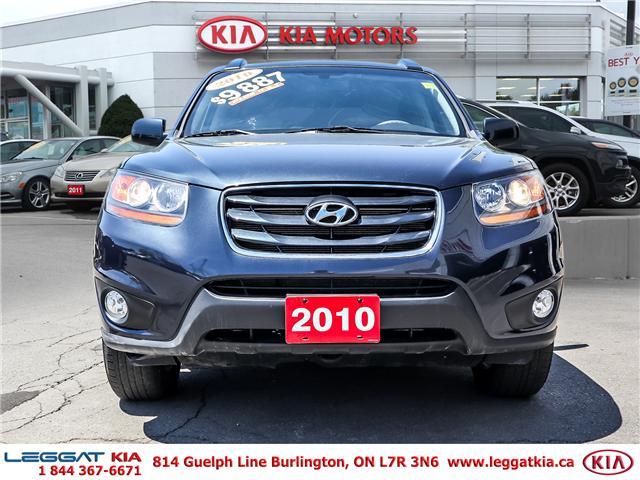 2010 Hyundai Santa Fe  (Stk: W0157) in Burlington - Image 2 of 23