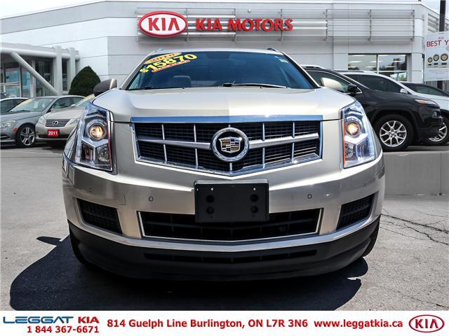 2010 Cadillac SRX  (Stk: W0161) in Burlington - Image 2 of 25