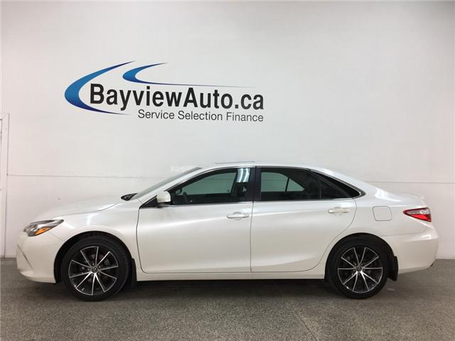2017 Toyota Camry XSE (Stk: 34982J) in Belleville - Image 1 of 30