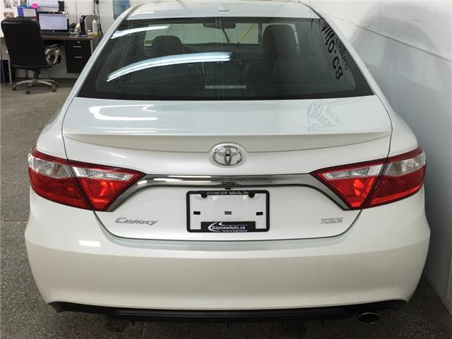 2017 Toyota Camry XSE (Stk: 34982J) in Belleville - Image 6 of 30