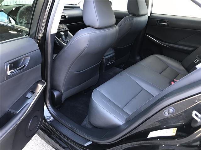 2014 Lexus IS 250 Base (Stk: 28271A) in Markham - Image 23 of 25
