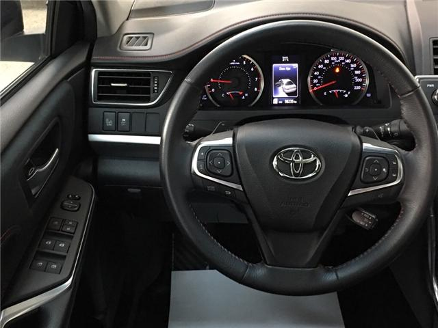 2017 Toyota Camry XSE (Stk: 34982J) in Belleville - Image 17 of 30