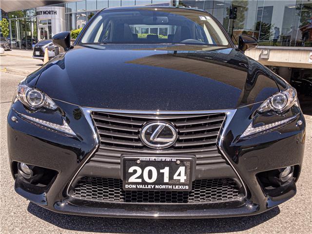 2014 Lexus IS 250 Base (Stk: 28271A) in Markham - Image 3 of 25