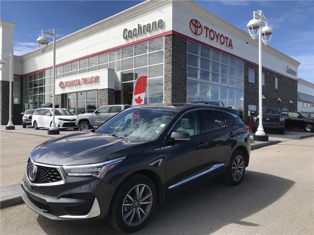 2019 Acura RDX Elite (Stk: 190302A) in Cochrane - Image 1 of 14