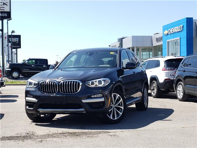 2018 BMW X3 xDrive30i (Stk: N13402) in Newmarket - Image 1 of 12