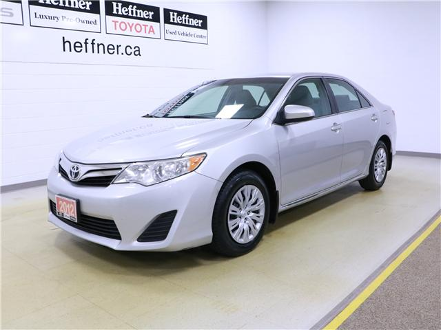 2012 Toyota Camry LE (Stk: 195382) in Kitchener - Image 1 of 29