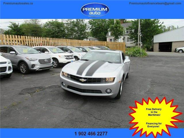 2011 Chevrolet Camaro LT (Stk: 125392) in Dartmouth - Image 1 of 21