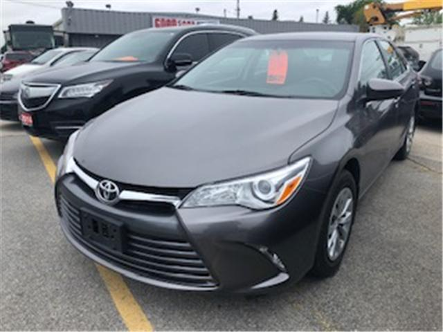 2016 Toyota Camry LE (Stk: 310661) in Burlington - Image 1 of 4