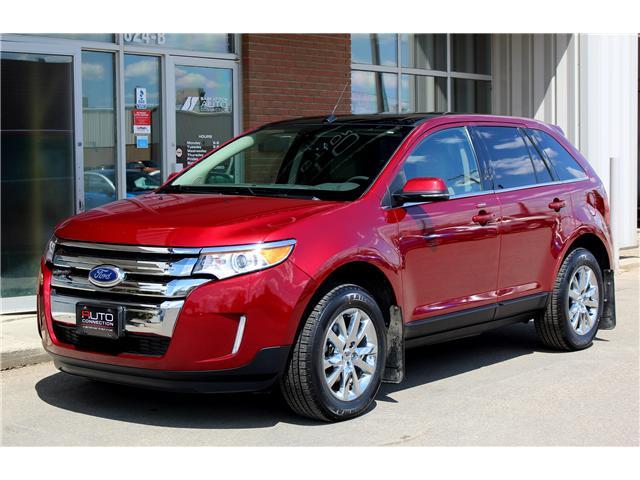 2014 Ford Edge Limited (Stk: B80125) in Saskatoon - Image 1 of 25