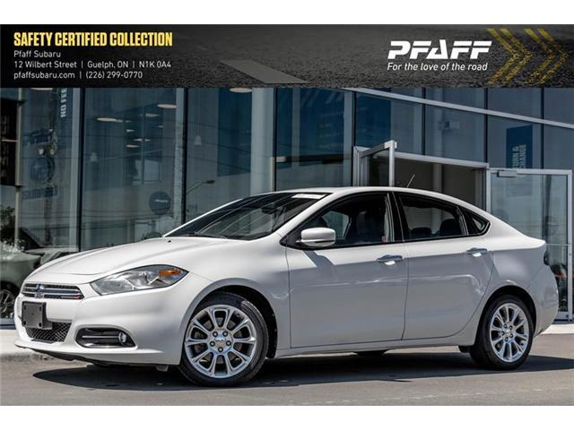 2013 Dodge Dart Limited/GT (Stk: S00159A) in Guelph - Image 1 of 22