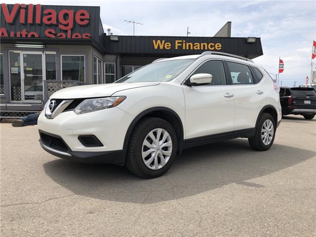 2015 Nissan Rogue S (Stk: P36713) in Saskatoon - Image 1 of 16