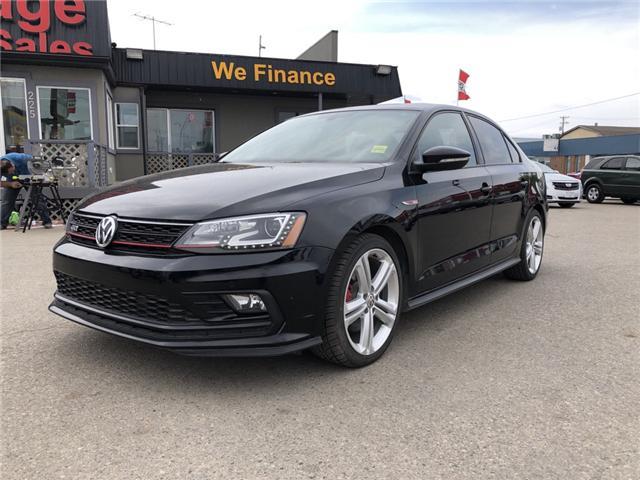 2017 Volkswagen Jetta GLI Autobahn (Stk: P36715) in Saskatoon - Image 1 of 15