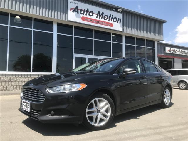 2015 Ford Fusion SE (Stk: 19663) in Chatham - Image 1 of 20