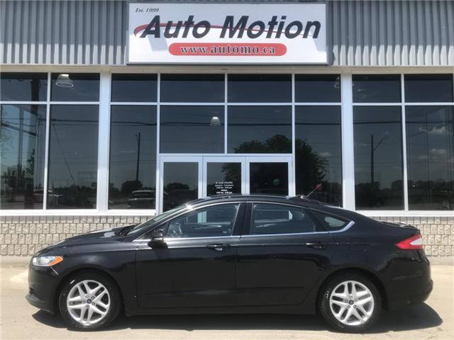 2015 Ford Fusion SE (Stk: 19663) in Chatham - Image 2 of 20