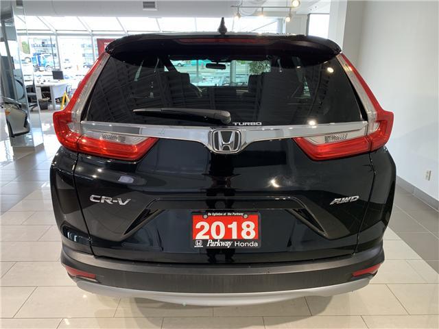 2018 Honda CR-V EX (Stk: 16180A) in North York - Image 7 of 18