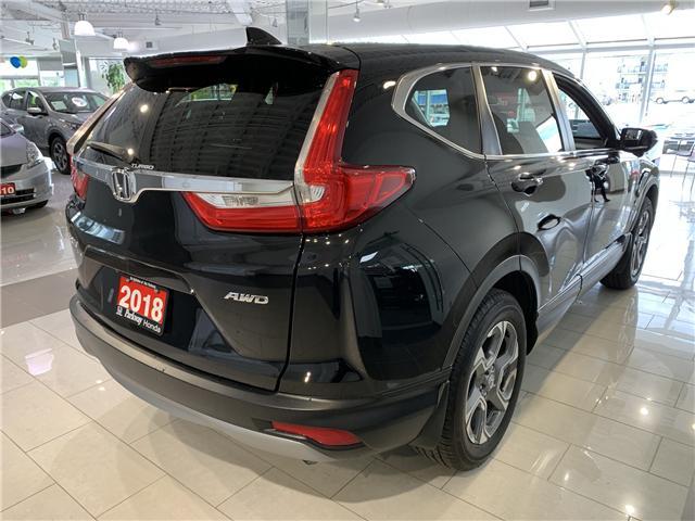 2018 Honda CR-V EX (Stk: 16180A) in North York - Image 8 of 18