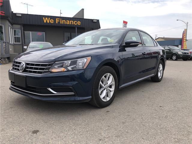 2018 Volkswagen Passat 2.0 TSI Trendline+ (Stk: P36718) in Saskatoon - Image 1 of 15