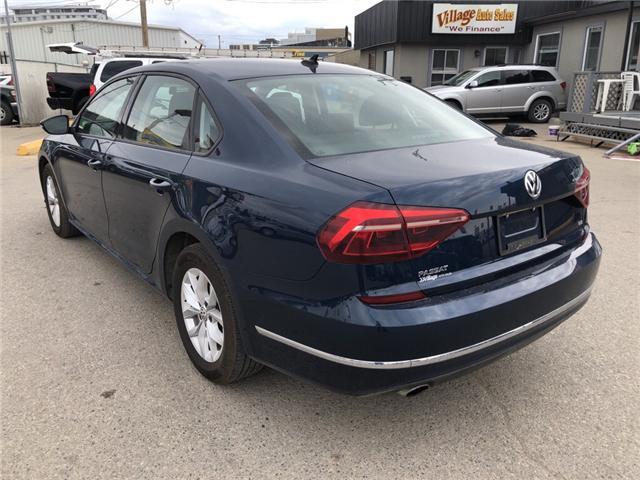 2018 Volkswagen Passat 2.0 TSI Trendline+ (Stk: P36718) in Saskatoon - Image 3 of 15