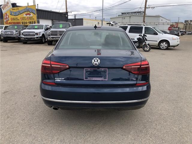 2018 Volkswagen Passat 2.0 TSI Trendline+ (Stk: P36718) in Saskatoon - Image 4 of 15