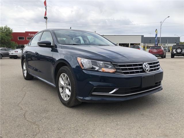 2018 Volkswagen Passat 2.0 TSI Trendline+ (Stk: P36718) in Saskatoon - Image 7 of 15