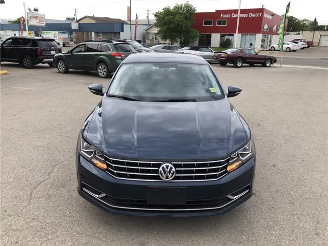 2018 Volkswagen Passat 2.0 TSI Trendline+ (Stk: P36718) in Saskatoon - Image 9 of 15