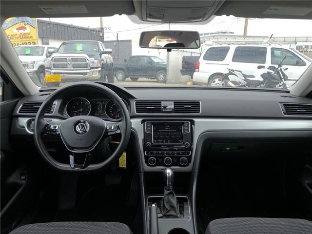 2018 Volkswagen Passat 2.0 TSI Trendline+ (Stk: P36718) in Saskatoon - Image 15 of 15