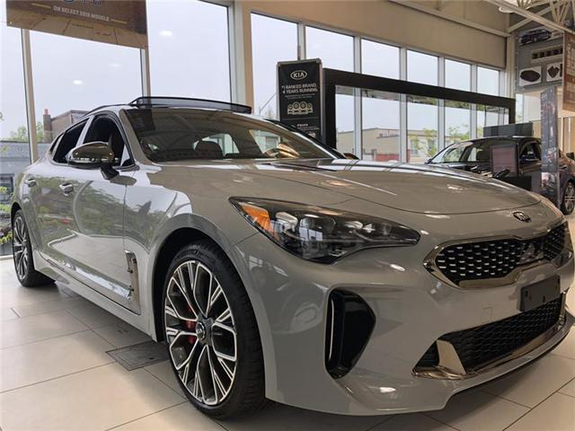 2019 Kia Stinger 20th Anniversary Edition (Stk: K190245) in Toronto - Image 1 of 20