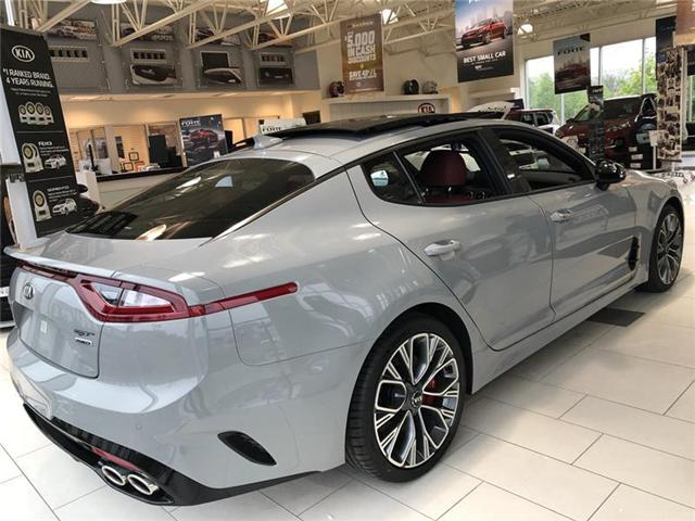 2019 Kia Stinger 20th Anniversary Edition (Stk: K190245) in Toronto - Image 2 of 20