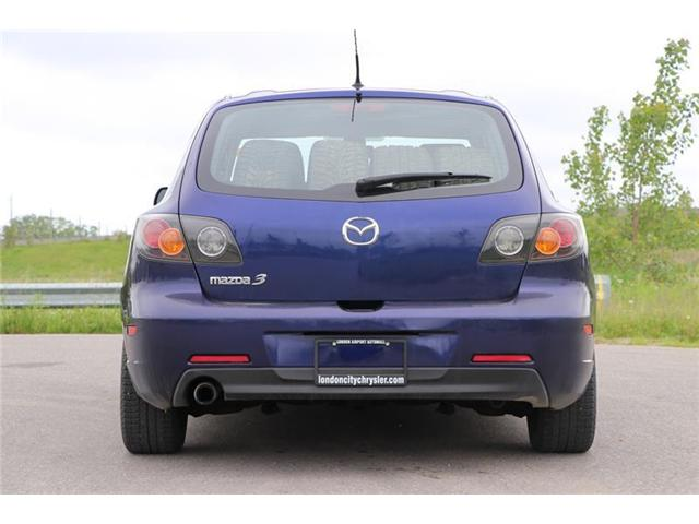2006 Mazda Mazda3 GS (Stk: LUU8591B) in London - Image 7 of 14