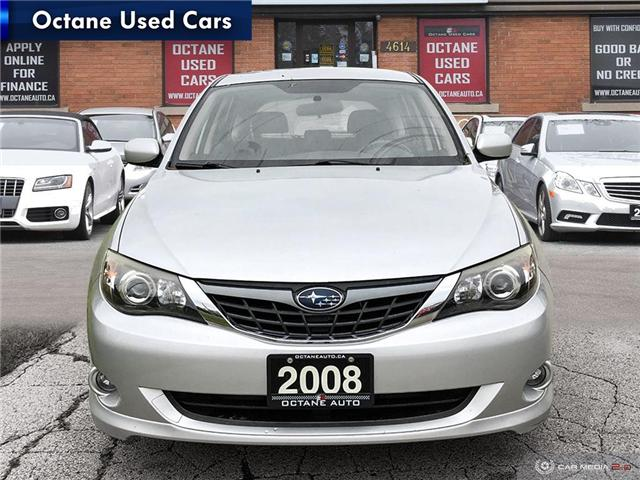 2008 Subaru Impreza 2.5 i (Stk: ) in Scarborough - Image 2 of 23