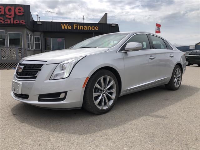 2017 Cadillac XTS Base (Stk: P36717) in Saskatoon - Image 1 of 15