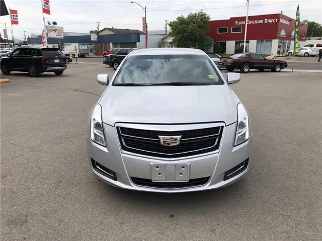 2017 Cadillac XTS Base (Stk: P36717) in Saskatoon - Image 8 of 15