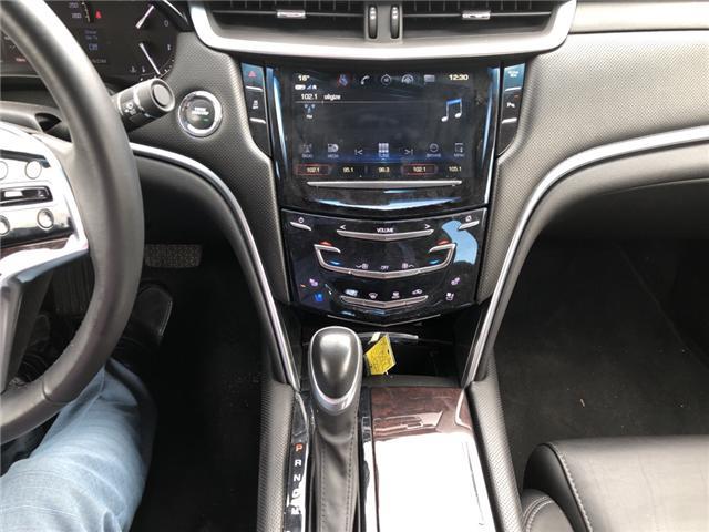 2017 Cadillac XTS Base (Stk: P36717) in Saskatoon - Image 11 of 15